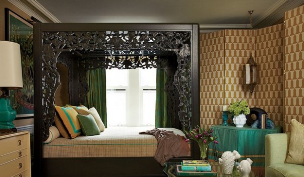 9 Dreamy Bedrooms by Jean-Louis Deniot