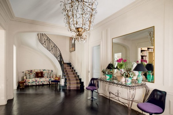 From Paris with Love: French Glamour to Home Interiors French Glamour to Home Interiors From Paris with Love: French Glamour to Home Interiors Room Decor Ideas French Glamour to Home Interiors Luxury Interior Design Luxury Homes Paris Design Paris Homes 6 e1455627590278 603x401