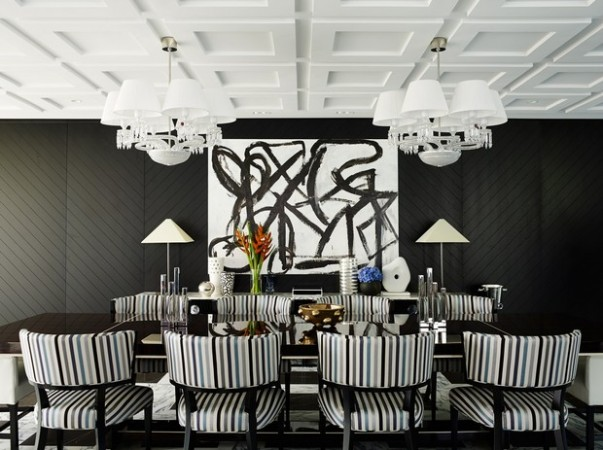 The Most Beautiful Dining Rooms by Greg Natale Beautiful Dining Rooms by Greg Natale The Most Beautiful Dining Rooms by Greg Natale Room Decor Ideas Greg Natale Dining Rooms Dining Room Design Luxury Interior Design 3 603x450