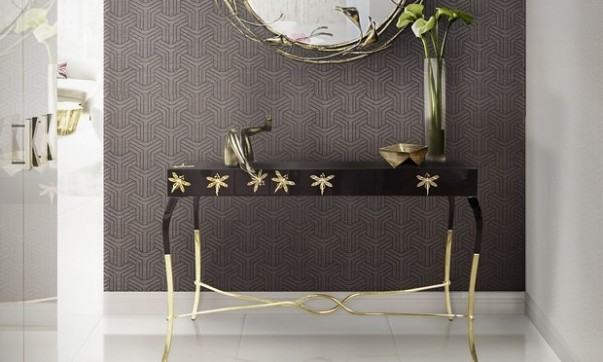 wallcoverings that can give a new style to your home Trend Alert: Wallcoverings that can give a new style to your home! Room Decor Ideas Wallcoverings that can give a new style to your home Luxury interior Design Luxury Homes 21 603x362
