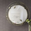 Spring Round Mirrors for Hallway Design Spring Round Mirrors for Hallway Design luridae console stella mirror koket projects 120x120