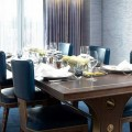 The Most Elegant Dining Rooms by David Collins Dining Rooms by David Collins The Most Elegant Dining Rooms by David Collins Room Decor Ideas Luxury Homes The Most Elegant Dining Rooms by David Collins Dining Room Design 10 120x120