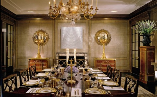 The Most Perfect Dining Rooms by Peter Marino Perfect Dining Rooms The Most Perfect Dining Rooms by Peter Marino Room Decor Ideas The Most Perfect Dining Rooms by Peter Marino Dining Room Decor Luxury Homes 3 e1458580751404 603x374