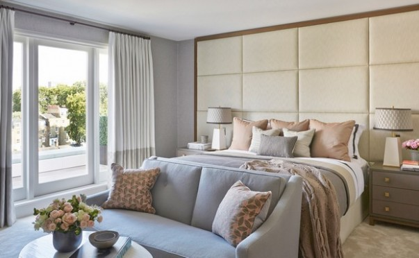 Trend Alert: Spring Bedroom Decor in Neutrals by Helen Green spring bedroom decor Trend Alert: Spring Bedroom Decor in Neutrals by Helen Green Room Decor Ideas Trend Alert Spring Bedroom Decor in Neutrals by Helen Green Luxury Homes Bedroom Decor 14 603x372