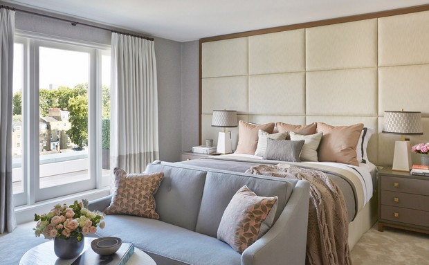 Trend Alert: Spring Bedroom Decor in Neutrals by Helen Green spring bedroom decor Trend Alert: Spring Bedroom Decor in Neutrals by Helen Green Room Decor Ideas Trend Alert Spring Bedroom Decor in Neutrals by Helen Green Luxury Homes Bedroom Decor 14