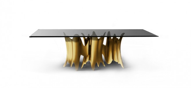 Stylish Modern Dining Table Designs Stylish Modern Dining Table Designs stylishmoderndiningtabledesigns 01 658x302