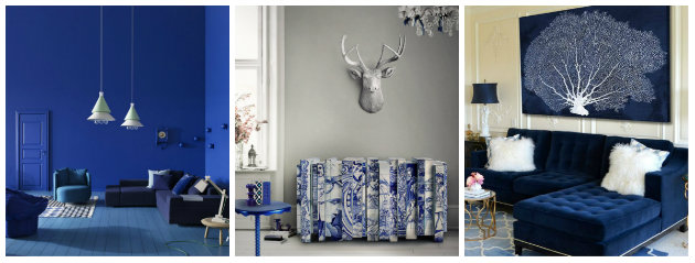 summer home interiors 10 Ideas for Summer Home Interiors in Blue and White 10 Ideas for Summer Home Interiors in Blue and White
