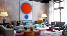 15 Colorful Living Rooms by Jamie Drake for Summer Homes Colorful Living Rooms by Jamie Drake 15 Colorful Living Rooms by Jamie Drake for Summer Homes Room Decor Ideas 15 Colorful Living Rooms by Jamie Drake for Summer Homes Luxury Homes Luxury Living Room Summer Trends 11 233x127