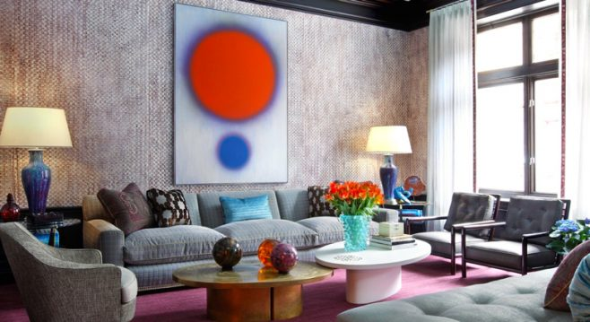 15 Colorful Living Rooms by Jamie Drake for Summer Homes Colorful Living Rooms by Jamie Drake 15 Colorful Living Rooms by Jamie Drake for Summer Homes Room Decor Ideas 15 Colorful Living Rooms by Jamie Drake for Summer Homes Luxury Homes Luxury Living Room Summer Trends 11 658x359