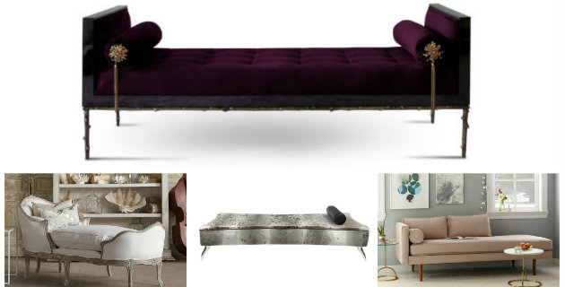 chic daybeds 10 Chic Daybeds to Lounge on in your Living Room daybedsfeature koket love happens