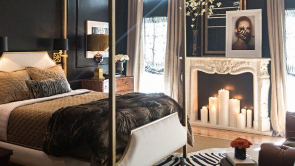 color schemes for master bedroom Trendy Color Schemes for Master Bedroom MeganThiele interiors 2 603x340