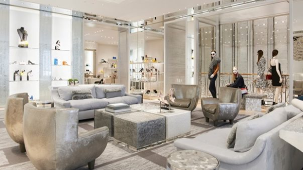 peter marino interiors Peter Marino Interiors: Dior New Boutique Design Room Decor Ideas Peter Marino Interiors Dior New Boutique Design Fashion Designers Luxury Interior Design Store Design 5 603x340