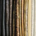 Home Decor Trends: Metallic Leather home decor Home Decor Trends: Metallic Leather textiles 1 120x120