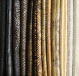 Home Decor Trends: Metallic Leather home decor Home Decor Trends: Metallic Leather textiles 1 161x155