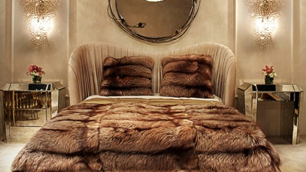create the perfect bedroom 10 Essential Design Pieces to Create the Perfect Bedroom koket at isaloni 5 603x340