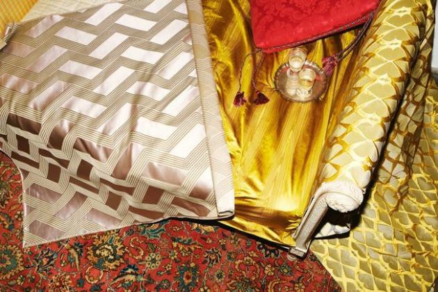 Home Textiles Trend: Velvet home textiles Home Textiles Trend: Velvet feature 1