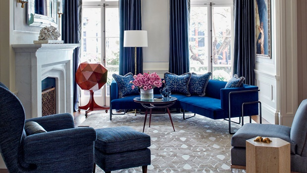 Home Interiors in Shades of Blues to Copy Next Year home interiors in shades of blue Home Interiors in Shades of Blues to Copy Next Year Room Decor Ideas Home Interiors in Shades of Blues to Copy Next Year Home Decor Trends Color Trends 2 1