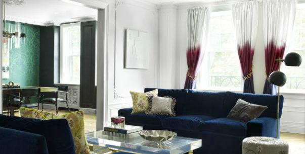modern curtains 10 Inspiring Modern Curtains to improve your Living Room 10 Inspiring Modern Curtains to improve your Living Room Ideas 603x306