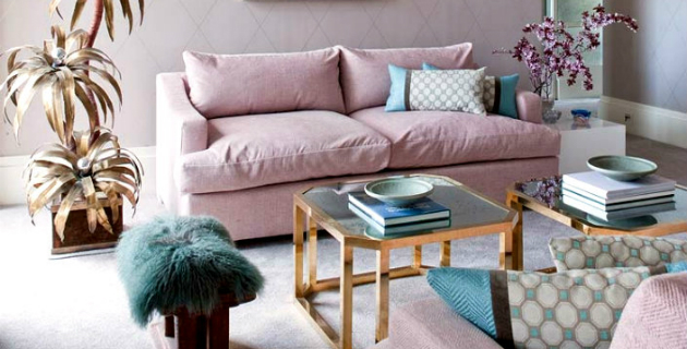 interior design color trends for 2017 Interior Design Color Trends for 2017 Interior Design Color Trends for 2017 pink pale