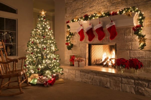 The Best Christmas Trees to Fill Your Home With Holiday Cheer The Best Christmas Trees to Fill Your Home With Holiday Cheer hith father christmas lights iStock 000029514386Large 603x402