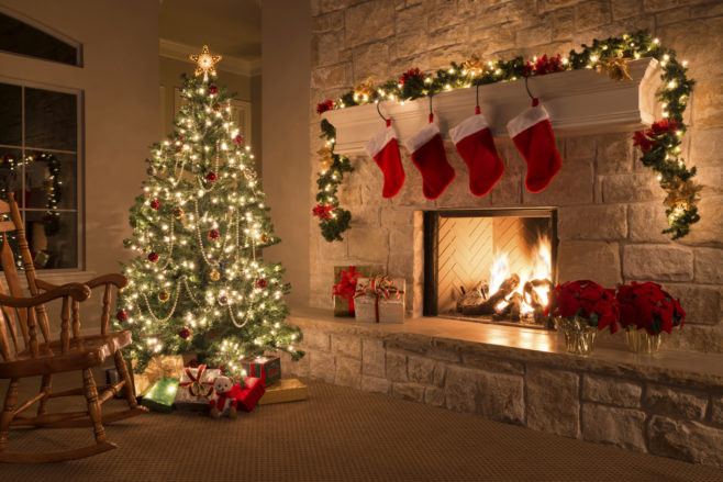 The Best Christmas Trees to Fill Your Home With Holiday Cheer The Best Christmas Trees to Fill Your Home With Holiday Cheer hith father christmas lights iStock 000029514386Large 658x439
