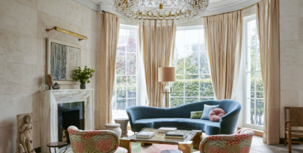 curtains and drapes The Best 10 Curtains and Drapes Inspirations for your Living Room The Best 10 Curtains and Drapes Inspirations for your Living Room pastel color palette 603x306