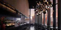 restaurant bar design Celebrate Restaurant Bar Design with Trends 2017 restaurant bar designs 4 featured 1 233x118
