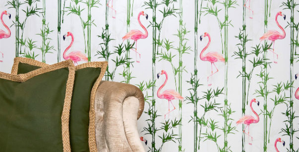 wallpaper ideas 8 Wallpaper Ideas that Takes Inspiration from Nature 8 Wallpaper Ideas that Takes Inspiration from Nature inspired 603x307