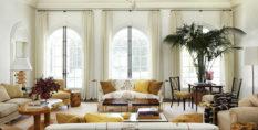 AD 100 List 2017 Top Interior Designer by AD 100 List 2017: Carrier & Company Interiors Top Interior Designer by AD 100 List 2017 Carrier and Company Interiors chic living room 1 233x118