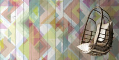 removable wallpaper Removable Wallpapers to Update Your Style at Home The Best Wallpaper Design Trends for 2017 bold colors 233x118