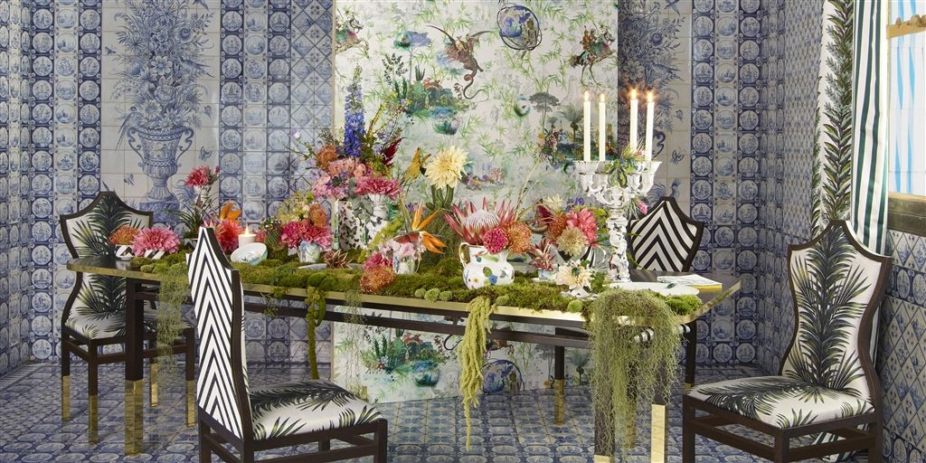 Christian Lacroix Find out the new eclectic fabric collection of Christian Lacroix Find out the new eclectic fabric collection of Christian Lacroix 11 1
