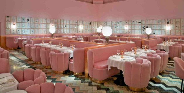 minimal pink trend Interior Design Minimal Pink Trend Interior Design Minimal Pink Trend 15