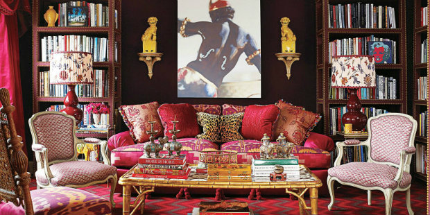 maximalist interiors Maximalist Interiors the New Trend on Home Decor Maximalist Trend 1111