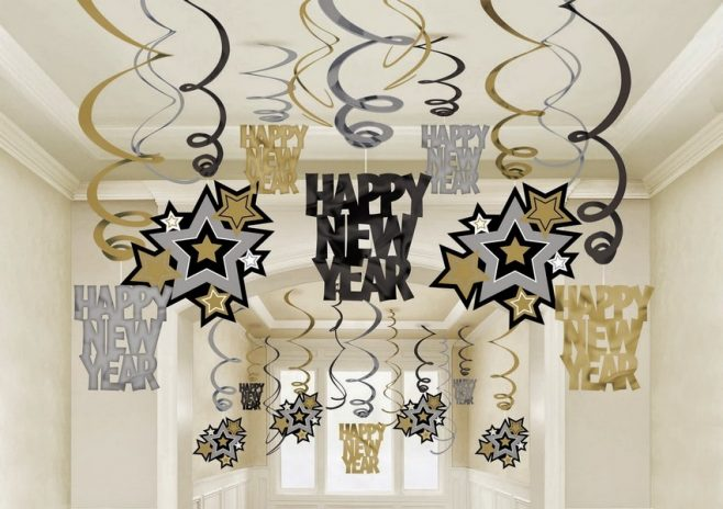 new year's eve Crucial Party Decoration Tips For New Year's Eve 2017! 2A Few New Year   s Eve D  cor Inspirations and ideas For Your Party 658x464