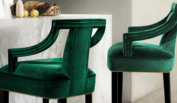 FIND THE MOST ELEGANT BAR CHAIR FOR YOUR PRIVATE BAR!