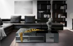 Maison et Objet, Maison et Objet 2018, Living Room, Luxury Safe, Room Décor Ideas, L'Appartement D'Art, Haute craftsmanship, Luxury Brands, Coveted Apartment Maison et Objet 2018 Preview of Boca do Lobo's L'Appartement D'Art at Maison et Objet 2018 Luxury Gold and Black Furniture for Modern Interiors 18 233x149