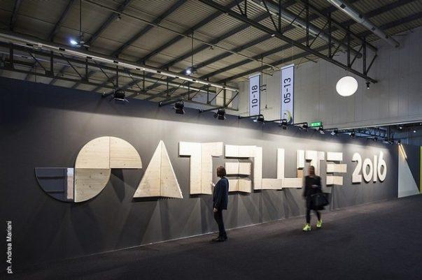Salone Satellite 2018: Designing For the Future Salone Satellite 2018 Salone Satellite 2018: Designing For the Future Salone Satellite 2018 Designing For the Future 3 603x401