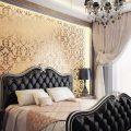Interior Design Tips Interior Design Tips: Cool Colour Schemes for Your Master Bedroom Room Decor Ideas Trendy Color Schemes for Master Bedroom Color Palette Luxury Bedroom Black Gold 2 120x120