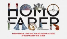Homo Faber 2018: The Future of Craftsmanship with Young Embassadors Homo Faber Homo Faber: The Future of Craftsmanship with Young Embassadors Homo Faber 2018 The Future of Craftsmanship with Young Embassadors 3 233x135