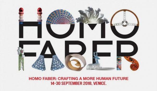 Homo Faber 2018: The Future of Craftsmanship with Young Embassadors Homo Faber Homo Faber: The Future of Craftsmanship with Young Embassadors Homo Faber 2018 The Future of Craftsmanship with Young Embassadors 3 603x350