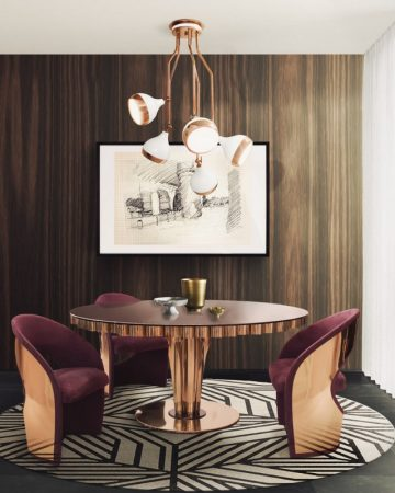 Interior Design Trends 2019: A Dining Room Design That Lasts Ages interior design trends 2019 Interior Design Trends 2019: A Dining Room Design That Lasts Ages Interior Design Trends 2019 A Dining Room Design That Lasts Ages 5 360x450