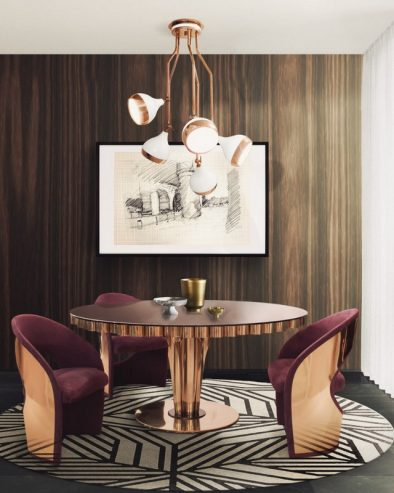 Interior Design Trends 2019: A Dining Room Design That Lasts Ages interior design trends 2019 Interior Design Trends 2019: A Dining Room Design That Lasts Ages Interior Design Trends 2019 A Dining Room Design That Lasts Ages 5 394x493