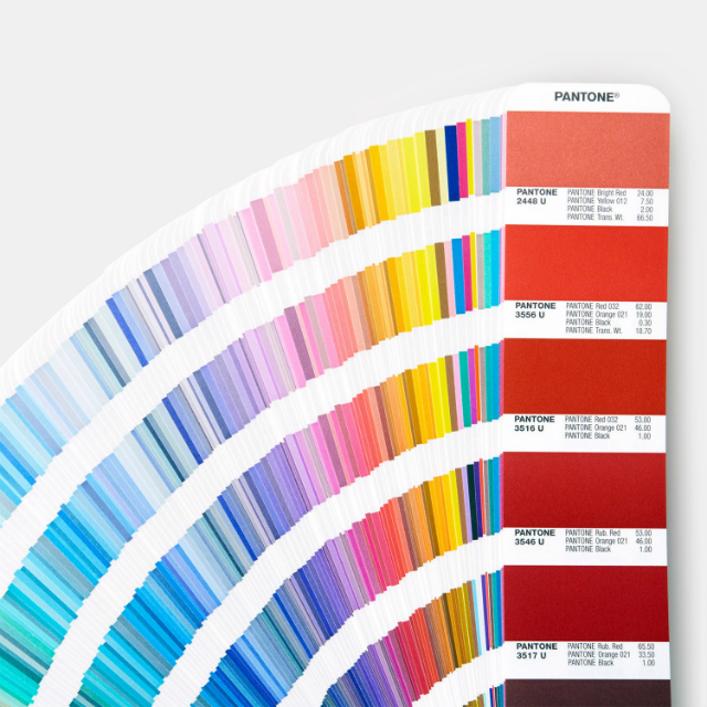 Fall 2018 Colour Trends The Pantone Fall 2018 Colour Trends Are Here! 2 gp1601n pantone pms formula guide coated uncoated 4 2