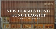 studio rdai Hong Kong Welcomes New Hermès Store by Studio RDAI New Herm  s Hong Kong Flagship 233x121