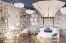 Kids Bedroom Ideas - A Luxury Boy's Bedroom in Moscow by A3Design  Kids Bedroom Ideas – A Luxury Boy's Bedroom in Moscow by A3Design Kids Bedroom Ideas A Luxury Boys Bedroom in Moscow by A3Design 1 233x151