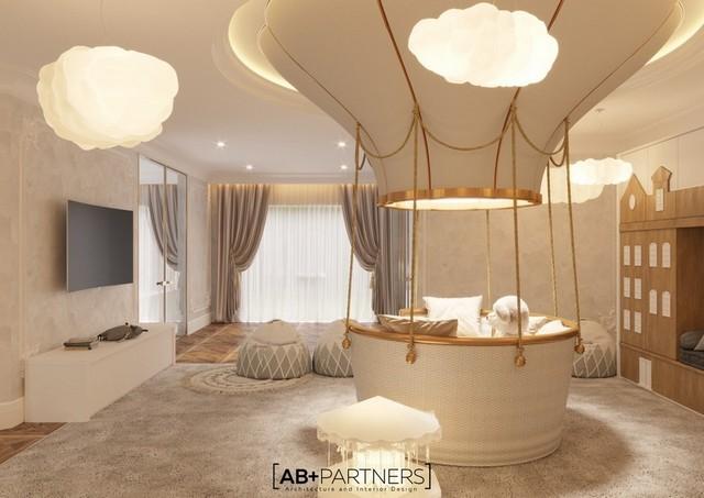 Kids Bedroom Inspirations - Luxury Nursery Project in a London Villa