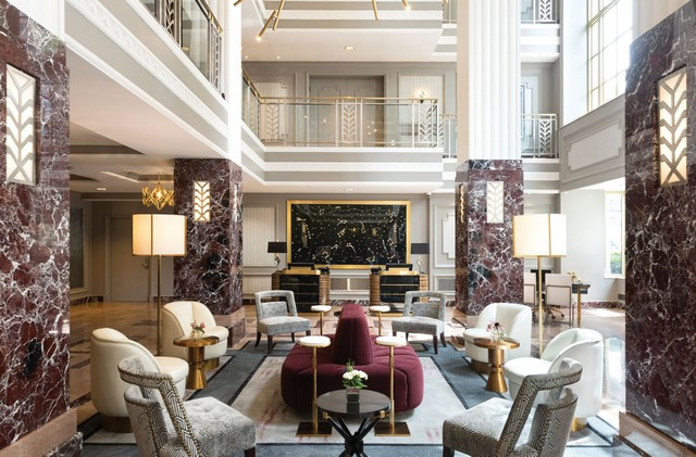 Gettys Group is one of the Best Hospitality Design Firms in USA Gettys Group is one of the Best Hospitality Design Firms in USA 1