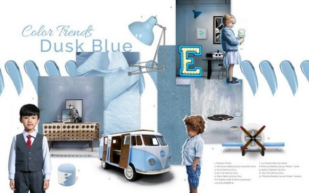 Kids Interior Design Trends 2019 – Dusk Blue is the Colour of the Month Kids Interior Design Trends 2019 Dusk Blue is the Colour of the Month 5 603x377