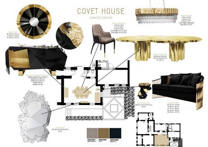 Covet House is All Over the 2019 Interior Design Trends Covet House is All Over the 2019 Interior Design Trends 3