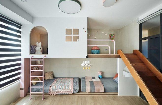hao design HAO Design Specializes in Creating Awesome Kids Rooms HAO Design Specializes in Creating Awesome Kids Rooms 5 658x428